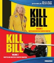 Kill Bill Vol. 1/ Kill Bill Vol. 2 - Double Feature [Blu-ray] (2012)