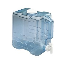 Arrow Home Products 00743 2 Gallon Slimline Beverage Container in Clear - $13.92