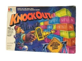 Vintage 1991 Milton Bradley Board Game Knockout Working Hammer AA174 - $19.34