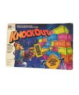 Vintage 1991 Milton Bradley Board Game Knockout Working Hammer AA174 - $19.34