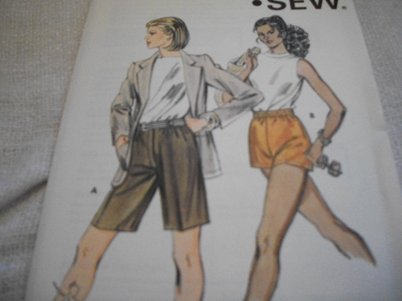 Primary image for Misses' Shorts Pattern Kwik Sew 1173