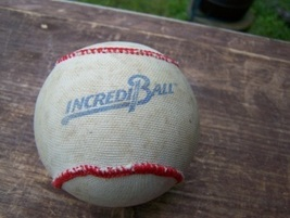 Vintage incredi ball Softball Slowpitch haiti  - $45.00