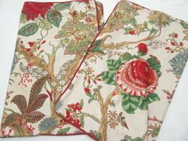 Pottery Barn Wells Palampore Floral Standard Pillow Shams (Set of 2) - $49.00