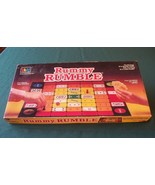 Rummy Rumble By International  Games 1986  Complete VGC - $12.00