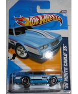 """Hot Wheels 2012 HW Performance """"86 Monte Carlo SS"""" #149/247 Mint On Seal... - £2.86 GBP"""