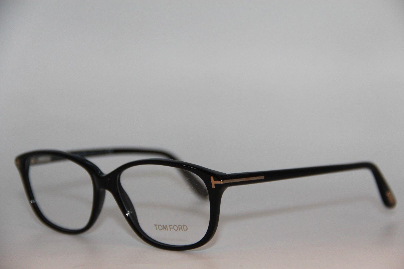 d6be9e5b8f02 New Tom Ford Tf 5316 001 Black Eyeglasses and 50 similar items. 57