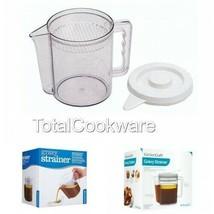 KitchenCraft Best 1.5 Litre Gravy / Fat Separator and Measuring Jug - $16.20