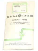 NEW GENERAL ELECTRIC 6960047G026 CONTACT KIT