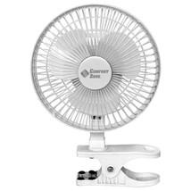 Comfort Zone(R) CZ6C 6 Clip-On Fan - $29.68