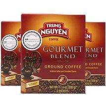Trung Nguyen - Gourmet Blend - 500 Grams Box (3 Pack) | Vietnamese Coffe... - $33.65