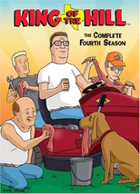 King of the Hill Complete 4th Fourth Season 4 Four DVD Set Series TV Sho... - $30.68