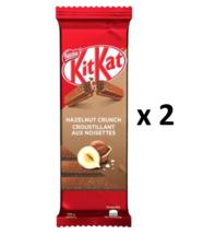 Nestle KitKat Hazelnut Crunch Wafer Bar (120 g) - Pack of 2 - FROM CANADA - $18.38