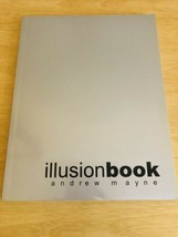 Signed Illusion Book by Andrew Mayne Magic Trick Book Limited Edition - $128.70