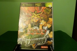 Yu-Gi-Oh The Dawn of Destiny (Microsoft Xbox, 2004)  (NM - NO MANUAL) - $14.84