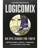 Logicomix: An epic search for truth [Paperback] Doxiadis, Apostolos and ... - $10.39