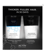 ACTiiV Hair Science Men's Recover Cleansing Treatment, Thickening Condit... - $36.00