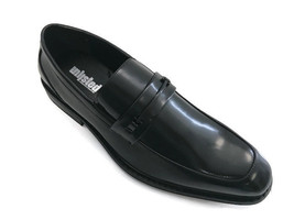 UNLISTED BY KENNETH COLE MEN'S DESIGN OXFORD Black SHOES Size 11 - $51.38