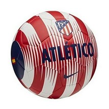 Soccer Match Game Ball Football Nike Atlético de Madrid Red White (Size 5) - $49.93