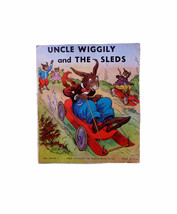 Uncle Wiggily and the Sled by Garis Howard Illustrated by George Carlson... - $28.00