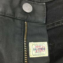 Boys POLO RALPH LAUREN Skater 750 Black Skinny Leg Jeans Size 12 **NWOT image 6