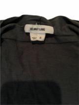 Helmut Lang Women Gray Sleeveless Summer Romper Shorts Size Small image 3