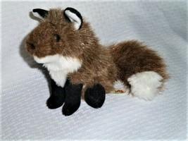 """FOLKMANIS mini fox 5"""" finger puppet 10FM001 - $8.90"""