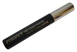 New Clinique High Impact Optimal Mascara 01 Black 0.28 oz Full Size New ... - $4.95