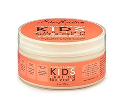 Shea Moisture Kids Curl Butter Cream Coconut & Hibiscus 6 oz - $10.66