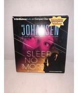 Sleep No More by Iris Johansen Abridged Set Of 5 CD's 2012 - $5.00