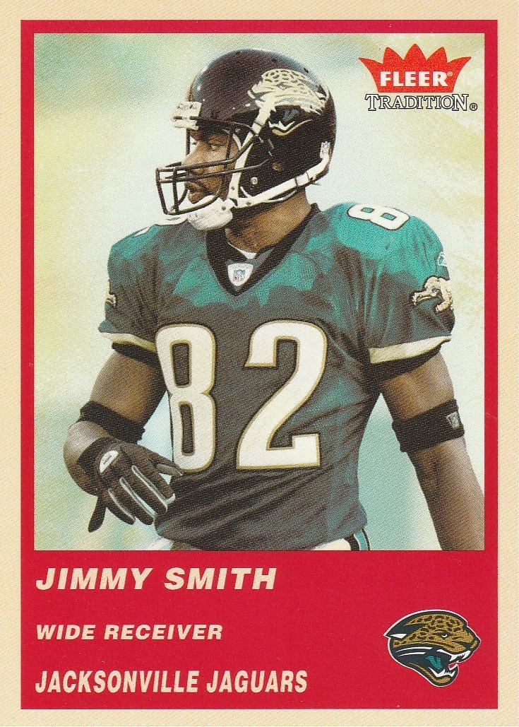 Primary image for 2004 Fleer Tradition #82 Jimmy Smith