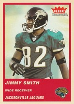 2004 Fleer Tradition #82 Jimmy Smith  - $0.50