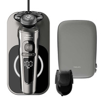 Philips Norelco S9000 Prestige Qi-Charge Wet & Dry Electric Shaver - $341.78