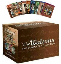 The Waltons Complete Series DVD Box Set Seasons 1-9 + 6 Movies  - $79.95