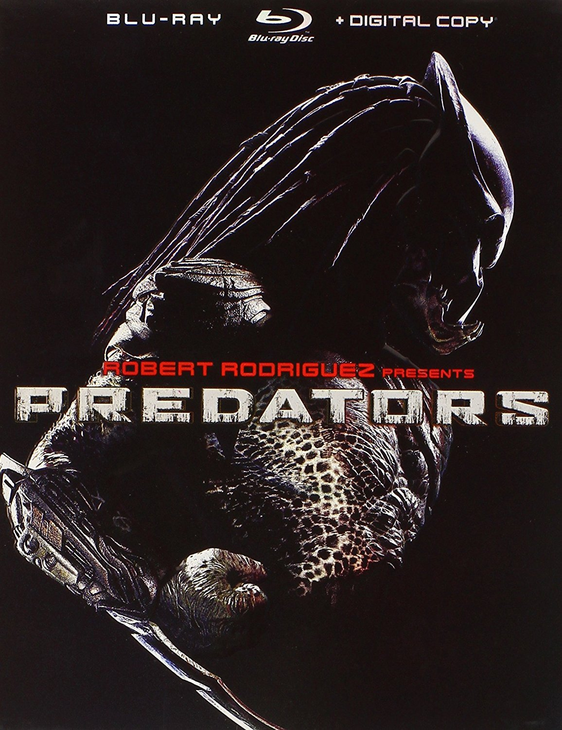 Predators (Blu-ray Disc, 2010)
