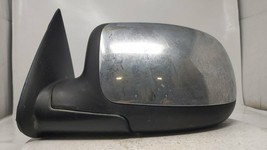 01 02 Gmc Yukon Chrome Driver Side Rear View Door Mirror 19Z335 - $54.83