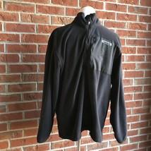 Timberland 1/4 Zip Long Sleeve Fleece Pullover - Size L - $14.54