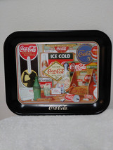 Coca Cola Tray by Sandra E Porter 1982 Through All The Years Since 1886 - $19.88