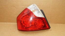 06-07 Infiniti M35 M45 LED Taillight Lamp Driver Left Side - LH image 1