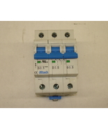 Altech Circuit Breaker 3BU05R, 0.5A 3P - $32.00