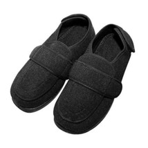 Women's Extra Wide Diabetic Slippers with Adjustable Closures Edema and ... - $44.13