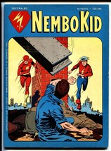 Flash #123 Nembo Kid Italian version comic book 1962 Earth II Silver-Age DC - $303.13