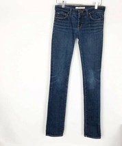 J Brand skinny demin pencil leg jeans size 27 Style 912 Pencil Color Ink - $29.69