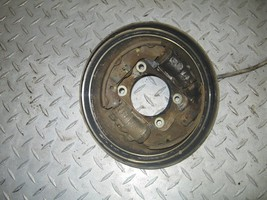HONDA 2004 FOREMAN RUBICON 500 4X4  LEFT FRONT BRAKE ASSEMBLY   PART 25,835 - $35.00
