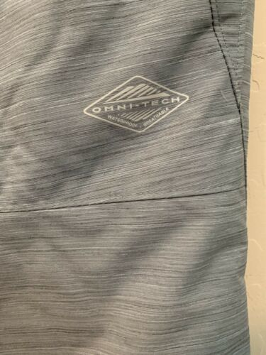 Columbia Sportswear Grey Green Powder People's Pant Ski Pants Women's L