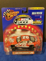 TONY STEWART #20 HOME DEPOT WINNERS CIRCLE 1/43 ROOKIE OF THE YEAR - $14.20