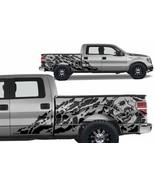 Custom Vinyl Decal Nightmare Wrap Kit for Ford F-150 09-14 LONG BED Matt... - $98.95