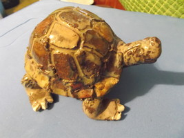 Artisan Hand Crafted Turtle Figurine - $40.00