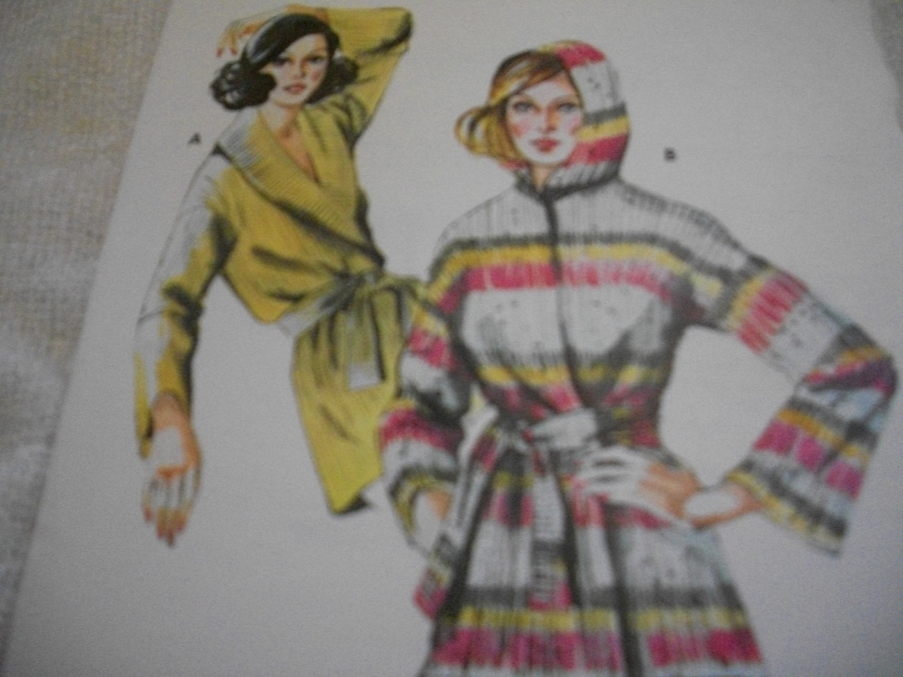 Primary image for Woman's Coat Pattern Kwik Sew 619