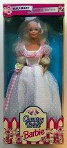 Barbie Doll 1994 Country Bride Blond Barbie Doll Usa Walmart Exclusive Nrfb - $18.81