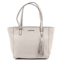 Grey ONE SIZE Michael Kors Womens Handbag BEDFORD 35S7SBFT3L PEARL GREY - $216.00